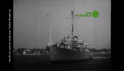 llegada de la fragata a Cartagena