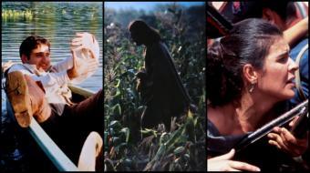 Películas: Amores ilícitos, El alma del maíz y Bituima 1780