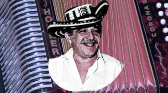 Gabriel García Márquez (Gabo) y el Vallenato