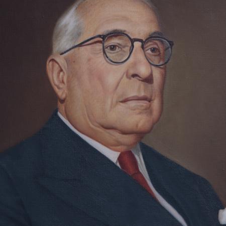 Alfonso López Pumarejo. Guillermo Camacho (s.f.)