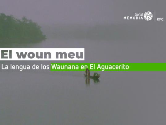 Waunana en El aguacerito