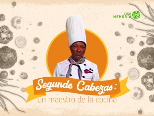 Chef Segundo Cabezas