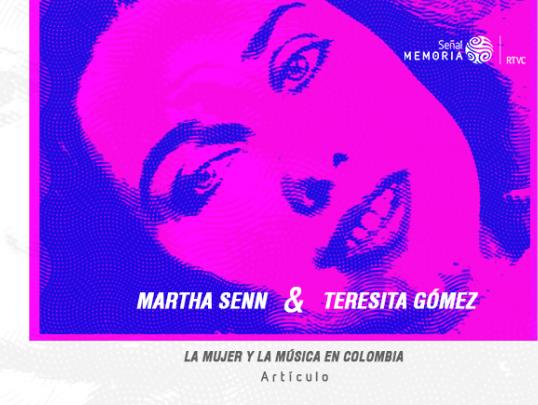La mujer y la música en Colombia