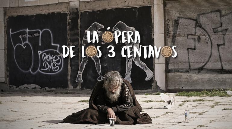 La ópera de los tres centavos