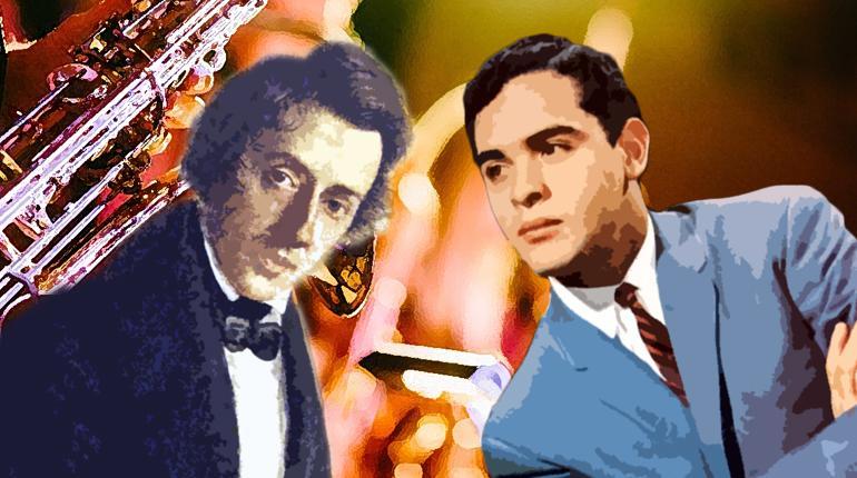 Música Clásica y Salsa con Richie Ray y Frédéric Chopin