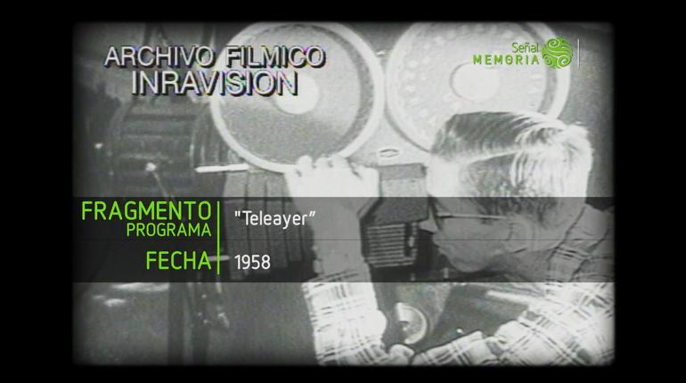Procesos de postproducción en Inravisión (1958)