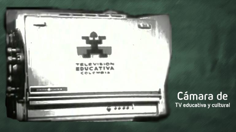 Cámara Televisión Educativa en Colombia