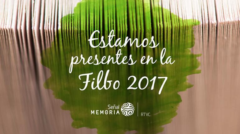 Señal Memoria en la Feria del libro 2017