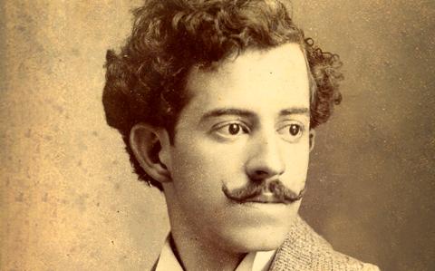 Guillermo Valencia -  Autor anónimo - Colección Banco de la República