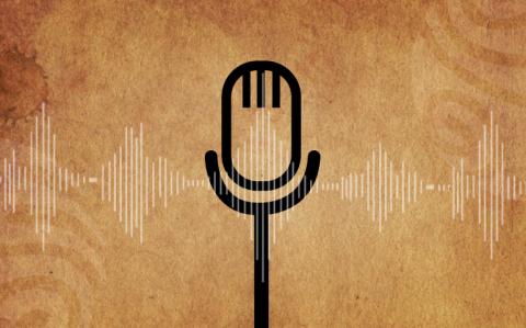 Ícono de micrófono
