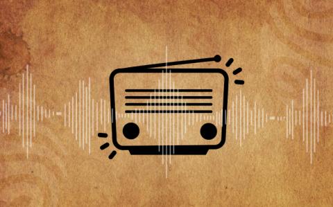 ícono de la radio