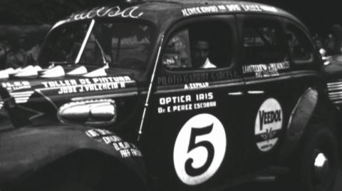 Automóvil de carreras en Colombia en la década de los años 60