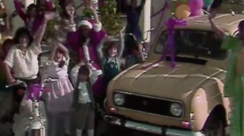 Comercial 20 Años Cafam - 1987