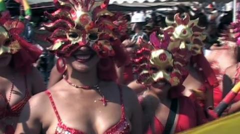 Carnaval de Barranquilla 2005