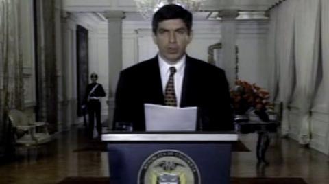 Presidente de Colombia César Gaviria 55.º (1990-1994)