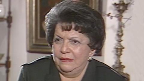 Mujer entrevista
