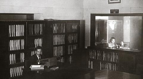 Fonoteca de la Radiodifusora Nacional de Colombia