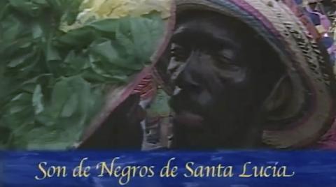 Son de Negros en el Carnaval de Barranquilla