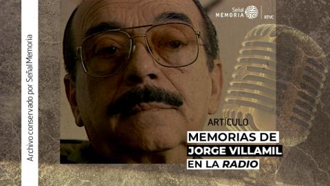 Memorias de Jorge Villamil