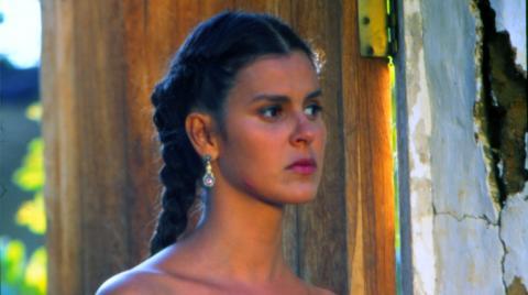 Marcela Agudelo representa a Sofía Millán en Bituima 1780