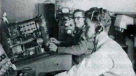 Operadores de la Radiodifusora Nacional de Colombia