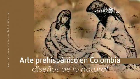 Arte prehispánico en Colombia