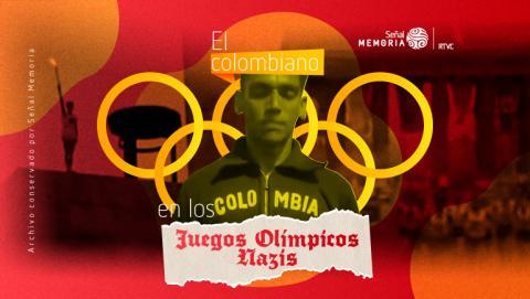 El colombiano en los Juegos Olímpicos Nazis