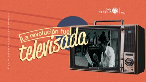 Primera emisión de la tv en colombia
