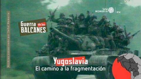 30 años de las guerras de los balcanes