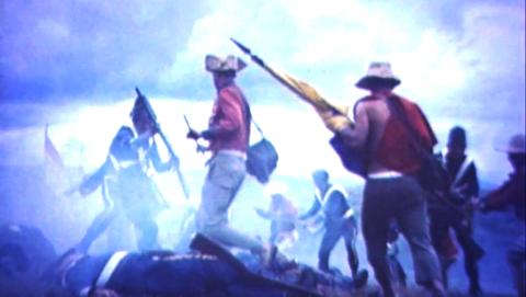 La leyenda de Bolivar