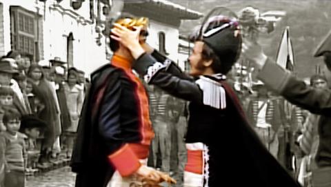 Representación de Bolívar en las producciones para TV