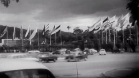 corto institucional en el que se registró el VI Congreso Panamericano de Carreteras