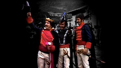 Bolívar, producción audiovisual