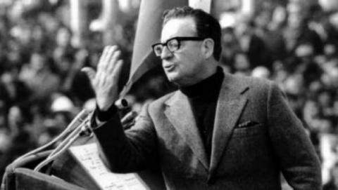 El Recuerdo De Salvador Allende En La Fonoteca Senal Memoria