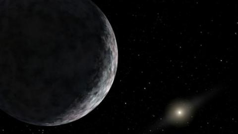 2003 UB313 NASA illustration