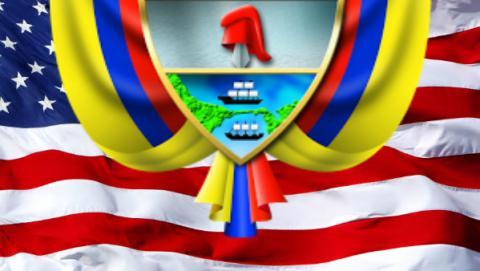 Colombia, Panamá y Estados Unidos