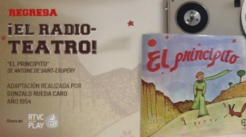 Radioteatro el Principito