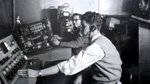 Centro de emisión Radiodifusora Nacional de Colombia