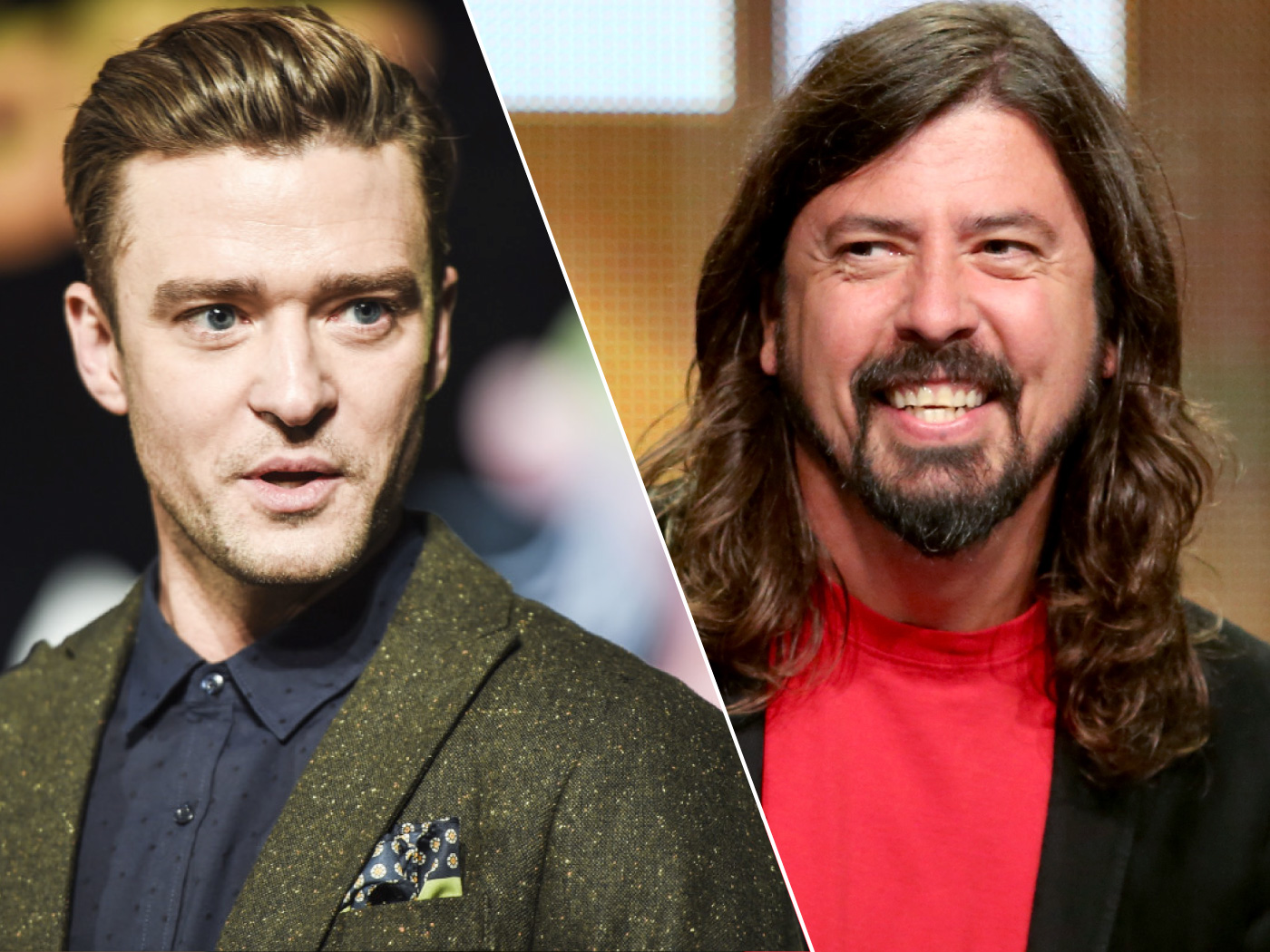 Foo Fighters invita a Justin Timberlake a grabar en su álbum