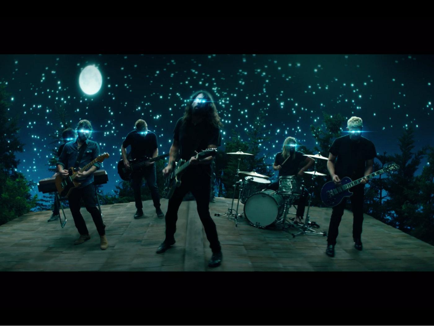 Nuevo video de Foo Fighters