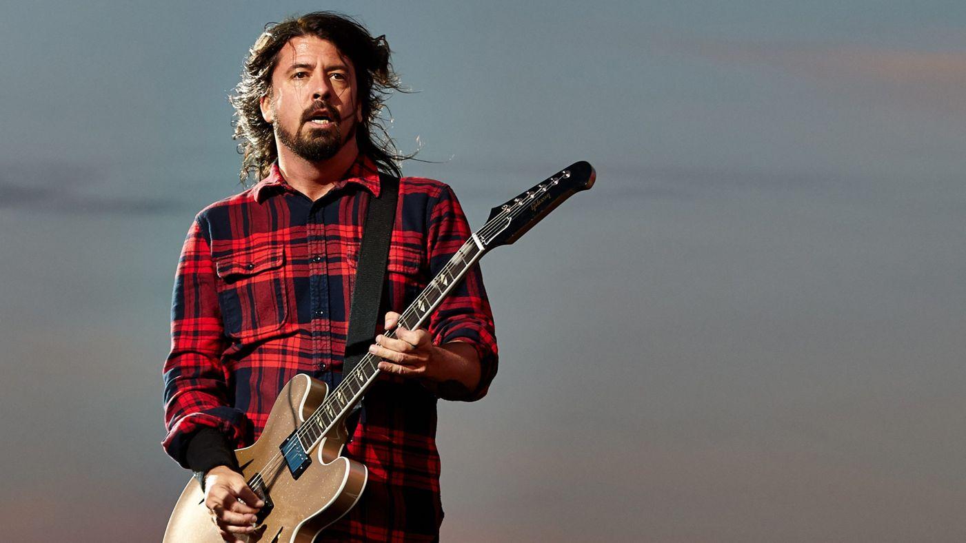 Escucha un nuevo demo inédito de Dave Grohl y Foo Fighters