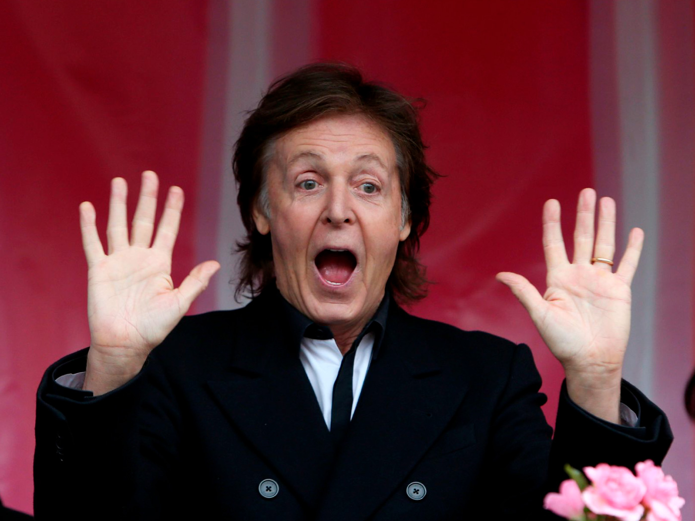 Paul McCartney envía mensaje de amor a México