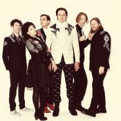Arcade Fire nació en 2001 y hasta el momento cuentan con 4 trabajos discográficos. Foto tomada de Guy Aroch.