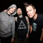 Imagen tomada de Facebook: Blink- 182