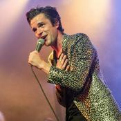 Brandon Flowers es el líder y vocalista de The Killers.