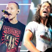 Chester Bennington era el padrino del hijo menor de Chris Cornell