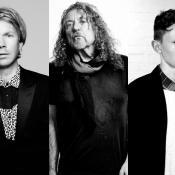 Beck, Robert Plant y King Krule estrenan disco hoy.