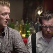 Josh Homme y Jesse Hughes, fundadores de Eagles Of Death Metal.