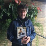 'Diario de viaje' es el segundo libro del músico argentino.