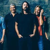 Foo Fighters se presentó en Bogotá el 31 de enero de 2015.